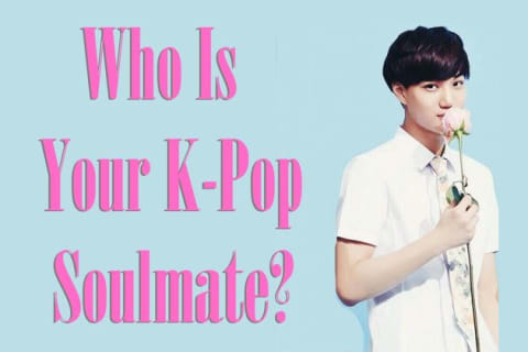 Who Is Your K-pop Soulmate?