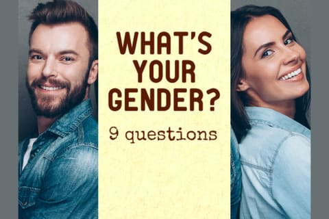 We'll Try To Guess Your Gender By Your Answers to These 9 Random