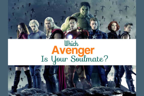 Which Avenger Is Your Soulmate?