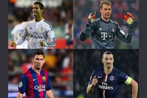Which Football Player Do You Play Like?