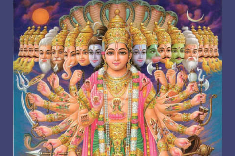 Which Hindu God Are You?