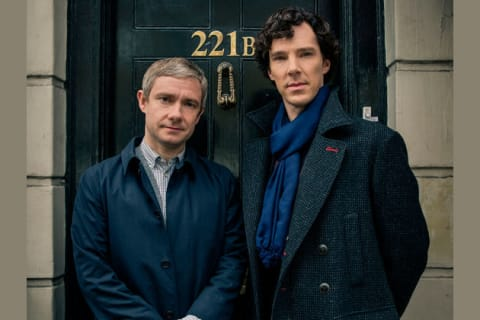 Sherlock holmes personality quiz