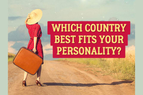 Take this quick test to find out which country in the world best