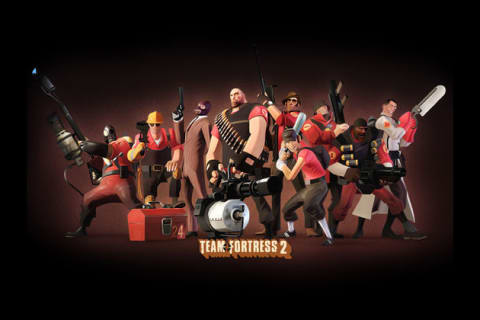 What Team Fortress 2 Class Are You