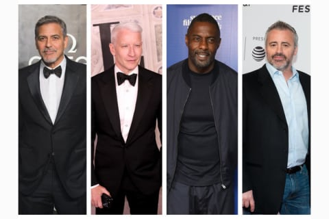 Which Of These Hunky Silver Foxes Are You Destined To Be With?