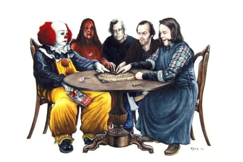 Which Stephen King Character Are You?