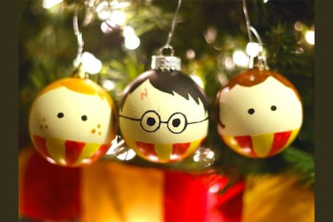 Harry Potter Christmas.Choose Some Harry Potter Christmas Stuff And We Ll Sort You