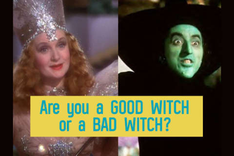 49a1fcb1e33 Are you a Good Witch or a Bad Witch?