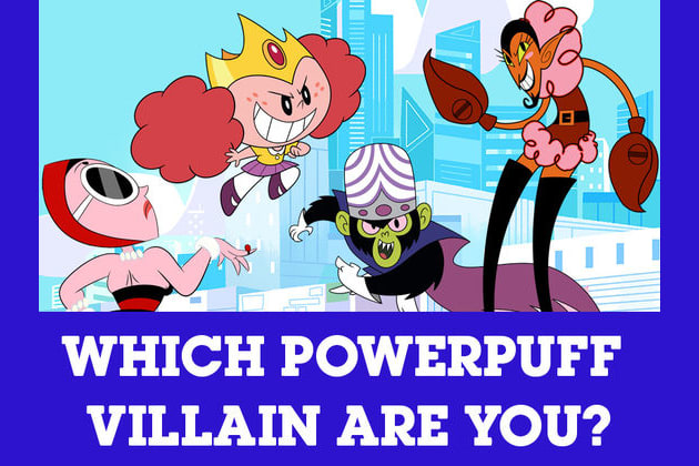 The Powerpuff Girls Quiz Which Powerpuff Villain Are You Cartoon Network