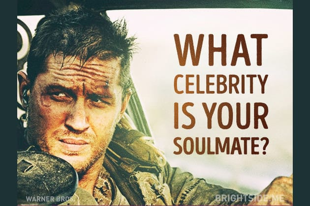 Test What Celebrity Is Your Soulmate