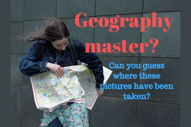 Geography Master? Can You Guess Where These Pictures Have Been Taken?