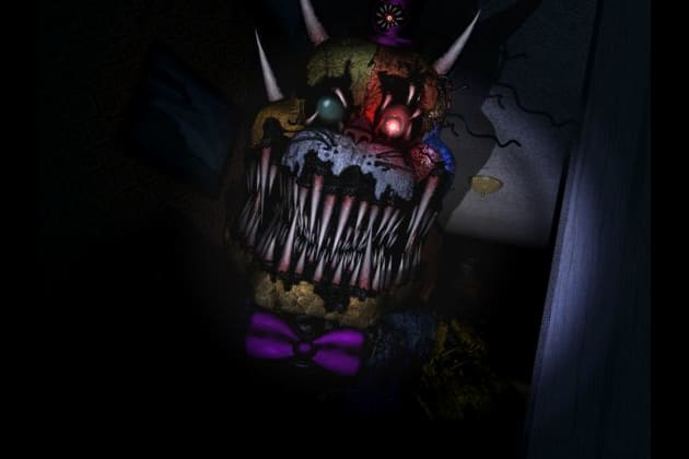 Which FNaF 4 Character Are You Do The Quiz And Learn Note There Is No Characters In Halooween Edition