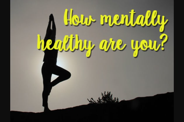 how mentally healthy are you