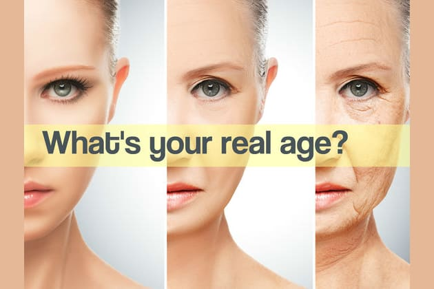 whats your real age