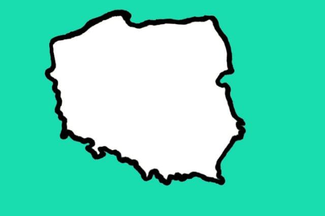 Polen Karte Umriss.Karten Quiz Erkennst Du Diese Lander In Europa An Ihren