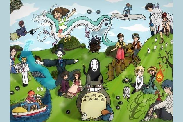 Which Hayao Miyazaki Movie Are You
