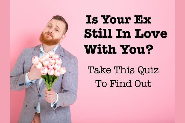 Is he in love with you quiz