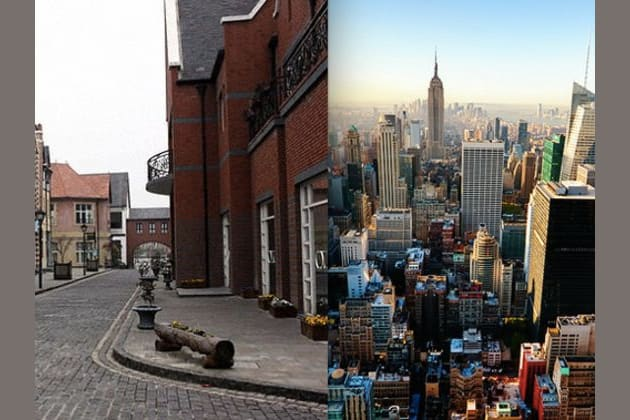 big city or small town