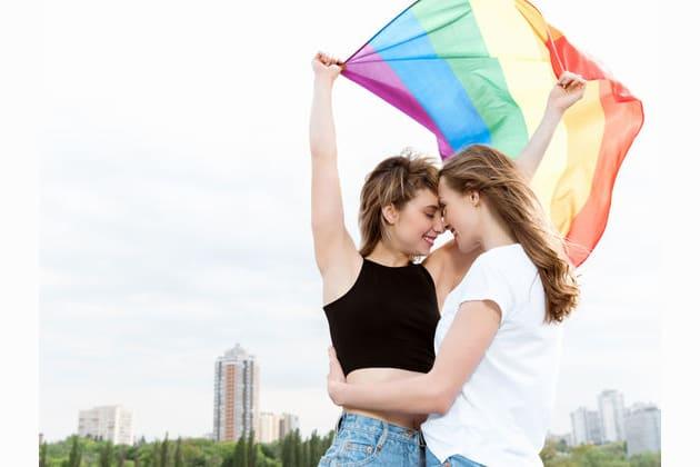 Freakiest lesbians
