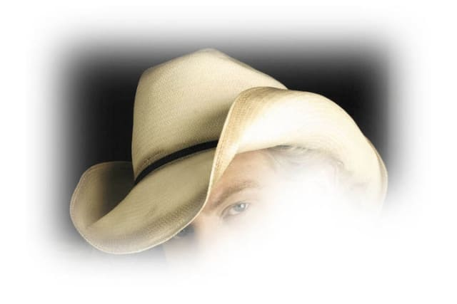 What Country Singer Is Under The Hat?