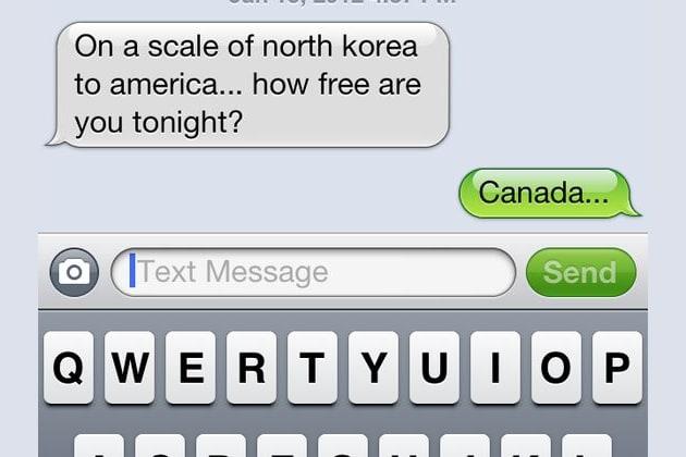Decoding guys texts