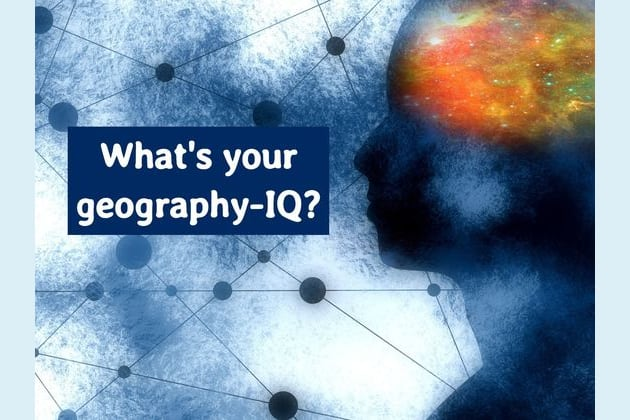 This Test Will Determine Your Geography IQ