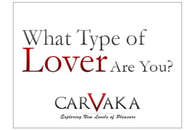 what type of lover are you