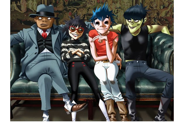 which gorillaz character are you