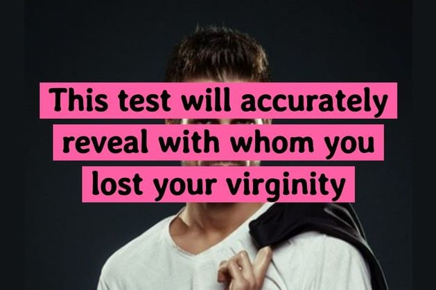 Opinion you How did you loose your virginity advise you