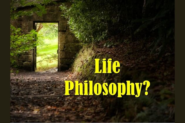 What Is Your Life Philosophy Based On The Words You Choose Inspiration Philosophy Words About Life