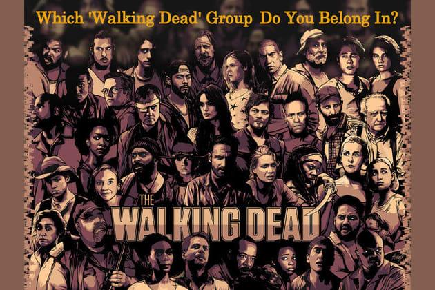 walking dead personality quiz