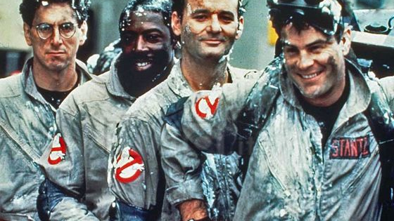 With the release of the Ghostbusters reboot, we're seeing how well you know about the Ghostbusters films, do you think you're an expert?