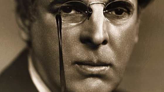 Can you finish the quote by Yeats?