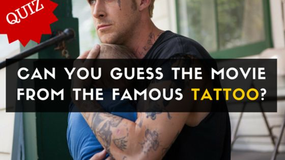 How good are your ink-related powers of recollection? Test your movie knowledge now!