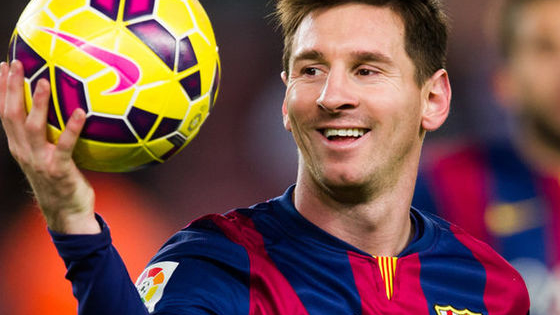 Lionel Messi isn't actually the greatest scorer of all time.