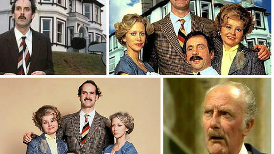 How well do you know  John Cleese's most famous British show?