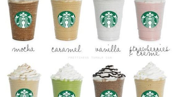 What is your favorite flavored starbucks frappuccino