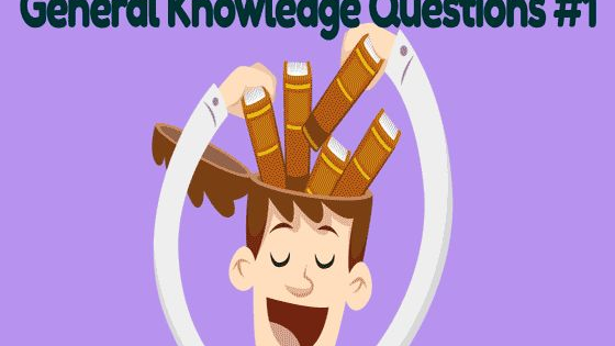 Are you a know it all or trivia buff? Take this quiz and see how many general knowledge questions can you answer. If you need to review your answers, an answer key is located at the very bottom of the results page.