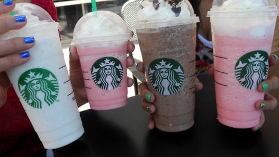 Find out which yummy Starbucks drink you are here :)