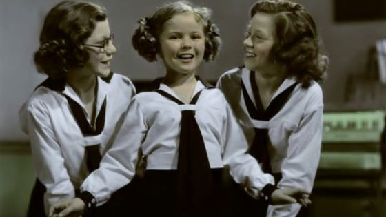 Which Shirley Temple Song Do You Need To Hear Right Now!?