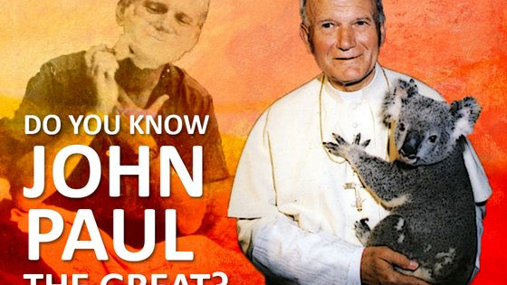John Paul II went through and achieved more in his life then many of us could possibly imagine. It'd be almost impossible to list all his achievements, but can you correctly work out the following?
