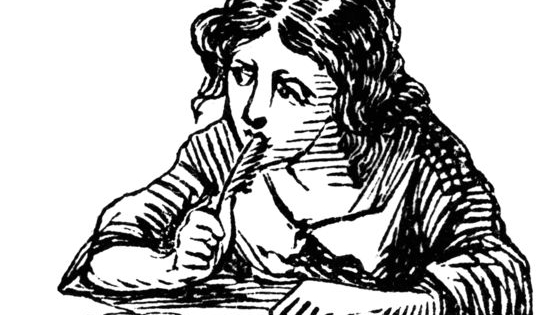 There is a poet inside all of us. Find out which female poet your inner writer is most like.
