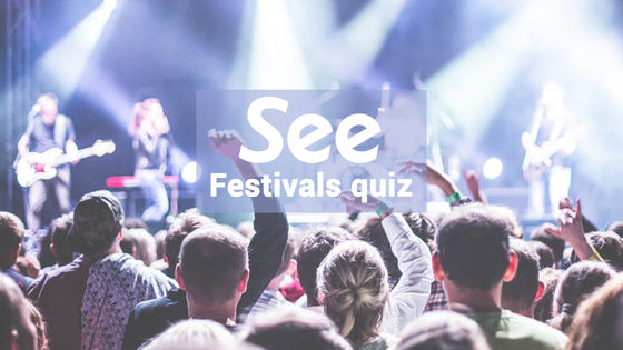 Test your knowledge with our monthly festivals quiz!