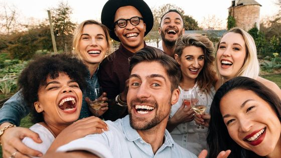 Friends are the family we choose for ourselves. Take the quiz and find out what type of friend you really are!