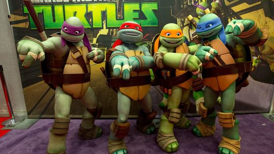 How's that for a mouthful? Prepare to get shell-shocked as you find out which TMNT character you're most like!