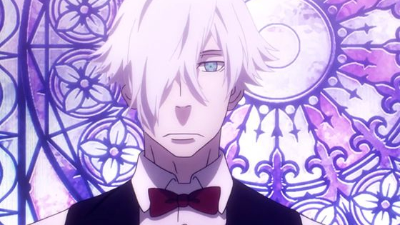 Which Death Parade character are you? Find out if you are Decim, Ginti, Chiyuki, Nona, Clavis, or Quin!