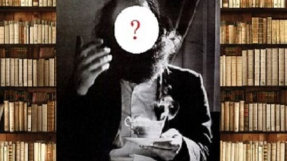 As it's National Beard Week we thought we'd have some fun with our favourite fuzzy faced writers. Can you identify these beardy scribes by just their whiske