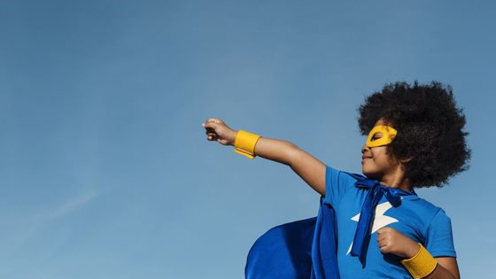 Breathing underwater or reading people's minds? We already know that you're a cool superhero, but we don't know what your superpower should be. Time to find out what's hiding inside!