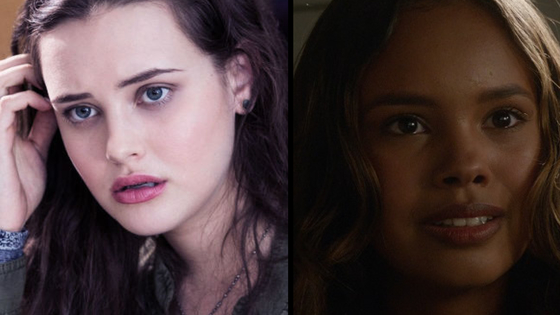 Which 13 Reasons Why girl are you most like?