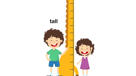 Let us guess how tall you are with just 9 little questions!